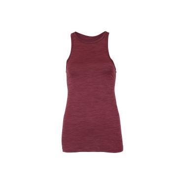 f97471a0ef Camiseta Regata Oxer Ice - Feminina - VINHO Oxer