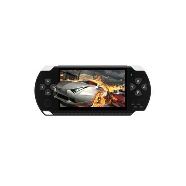 Para X6 consola portátil PSP 8gb Real jogo de vídeo da câmara para apresenta
