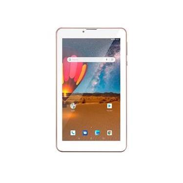 Tablet Tela 7 16gb Multilaser M7 3g Plus Nb305 Rosa