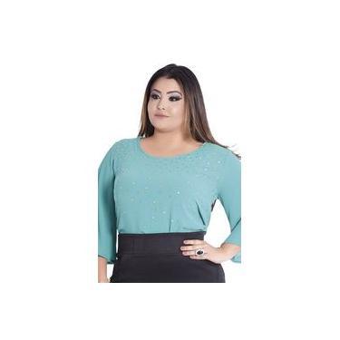 Blusas Feminina Plus Size Evangélica Sol Da Terra 02267