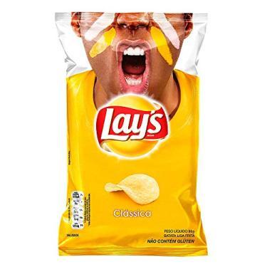 Batata Lays Clássica 96g - Elma Chips