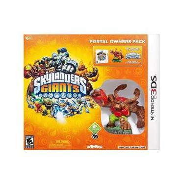 Box Skylanders Giants Portal Owners Pack para Nintendo 3DS