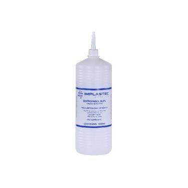 álcool isopropílico 1litro com bico aplicador