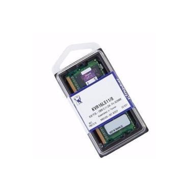Memoria Kingston Value Ram Notebook 8gb Ddr3l 1600 Kvr16ls11/8