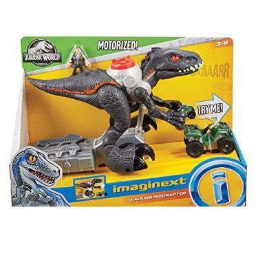 Jurassic World Indoraptor Gd Mattel Imaginext