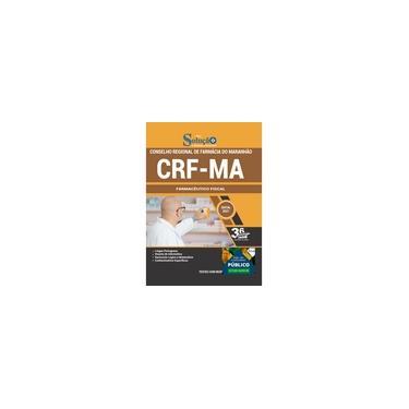Imagem de Apostila CRF MA - Farmacêutico Fiscal