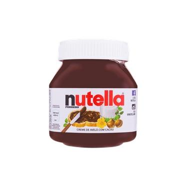 Creme De Avela Com Cacau Ferrero Nutella 650g