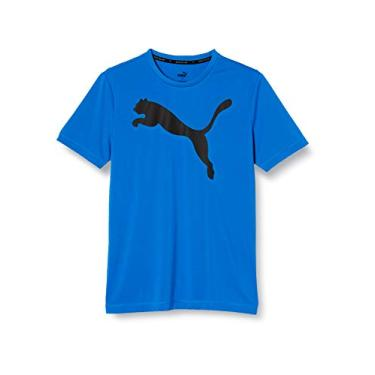 Imagem de Camiseta Puma Active Logo Azul