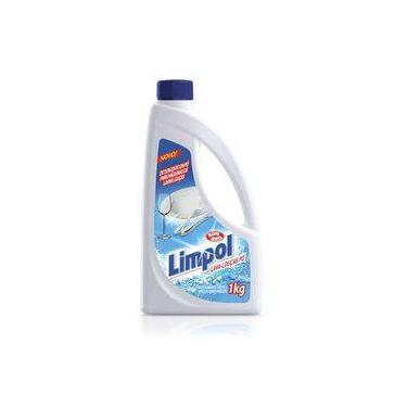 Detergente Em Pó Limpol P/ Lava Louças 1kg