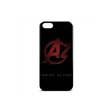 Capa Para Iphone 5c De Plástico - The Avengers - Os Vingadores Logo 2