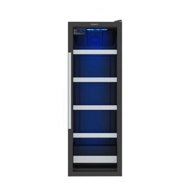 Cervejeira Porta De Vidro 200L Blue Light Expvqbl200 Venax