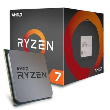 Processador Amd Ryzen 7 1700, Octa Core, Cache 20Mb, 3.0Ghz (3.7Ghz Max Turbo) Am4 Yd1700bbaebox