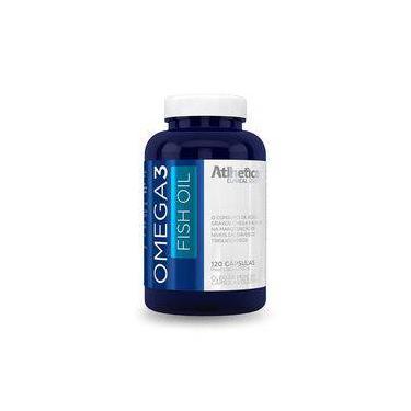 Ômega 3 Fish Oil (120caps) Atlhetica Nutrition