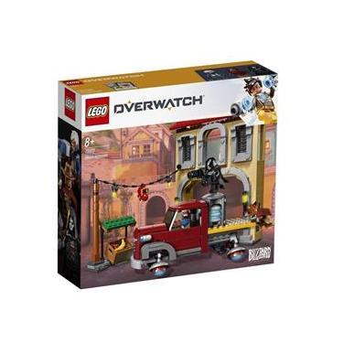 Lego Overwatch - O Showdown de Dorado