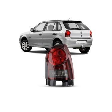 Lanterna Traseira Gol G4 Power 2006 2007 2008 2009 A 2014 Fume