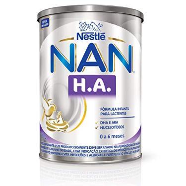 Fórmula Infantil, Nan H.A., 400g