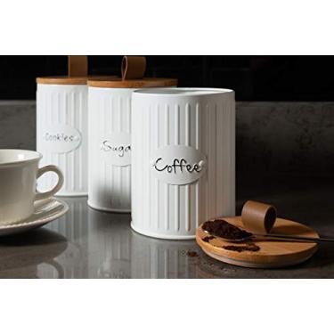 Imagem de YOI Porta Lata de Café, 811500083, Branco, 1540 Ml