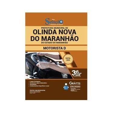 Imagem de Apostila Concurso Olinda Nova Do Maranhão Ma - Motorista D
