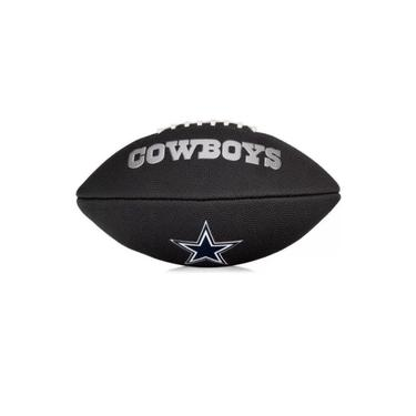 Bola de Futebol Americano Wilson NFL Team Jr Dallas Cowboys