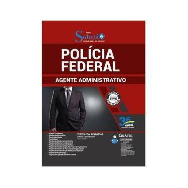 Imagem de Apostila Agente Administrativo Da Polícia Federal - Pf