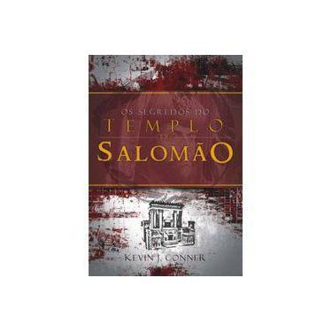 Os Segredos do Templo de Salomão - Capa Comum - 9788576070504