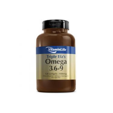 f013e7e38 Suplementos e Complementos Alimentares Vitaminlife Omega 3 - Óleo de ...