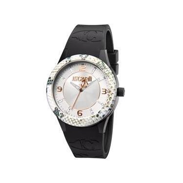 f86d7cbd14292 Relógio Feminino Analógico Just Cavalli WJ20322S - Preto