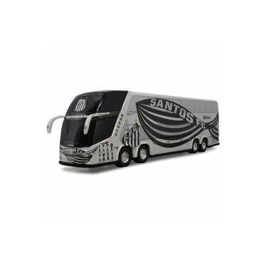 Imagem de Ônibus Miniatura Santos Futebol Clube DD