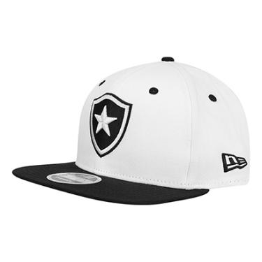 Boné Botafogo 950 New Era Aba Reta SN Masculino - Masculino f207837013f