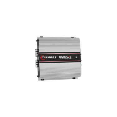 Módulo Amplificador Ds 800x4 Classe D 800 Watts 4 Canais 200w Rms