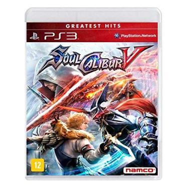 Jogo Soulcalibur V - Ps3