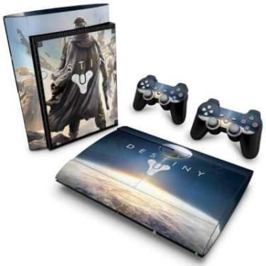 Skin Adesivo para PS3 Super Slim - Destiny