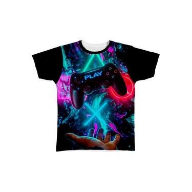 Camiseta Camisa Playstation X Box Controle Jogos Jogo Game 6