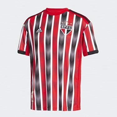 Camisa Infantil São Paulo FC Adidas II DZ5636 (11-12A)