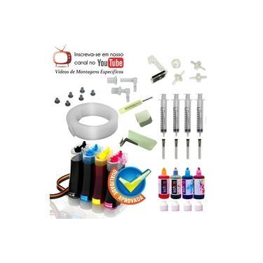 Bulk Ink para Impressora Deskjet hp D1660 D2460