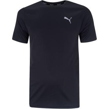 Camiseta Puma Manga Curta Run Favorite SS - Masculina Puma Masculino