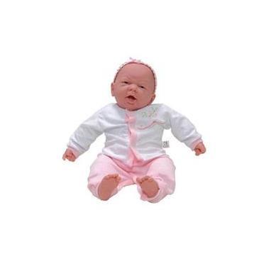 Boneca Bebê Ninos Boca Aberta 1494 - Cotiplás