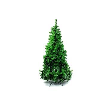 Árvore De Natal Portobelo Decoração 210Cm 900 Hastes Verde