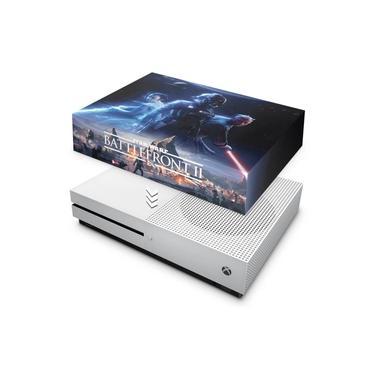 Capa Anti Poeira para Xbox One S Slim - Star Wars - Battlefront 2