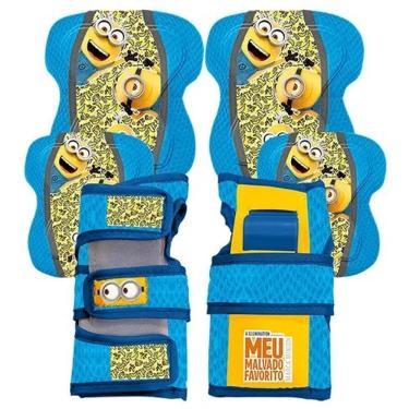 Kit de Proteção Minions Pro Mesh - Fróes