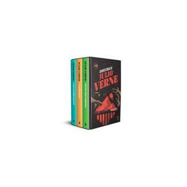 Box - Grandes Obras De Júlio Verne - Verne,júlio - 9788520932933