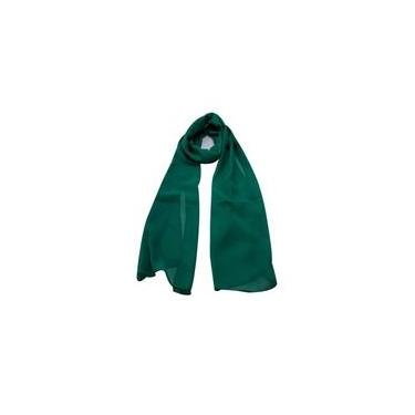 Echarpe Verde Bandeira (6029)