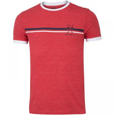Camiseta Fila Tennis - Masculina Fila Masculino