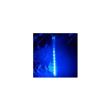 Pisca Led Turbo 80 Leds 11cm 2,40m piscal natal - Azul