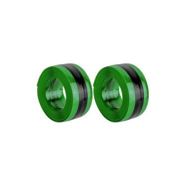 Fita Anti Furo 35mm P/ Bicicleta Aro 29-27.5-26 Verde Par