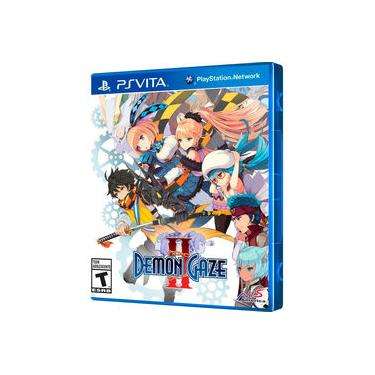 Jogo Demon Gaze 2 Ps Vita