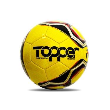 Bola de Futebol de Campo Topper Maestro TD2 - Costurada à mão