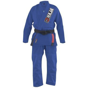 Kimono Jiu Jitsu OVERCOMING - Naja - Azul - A3
