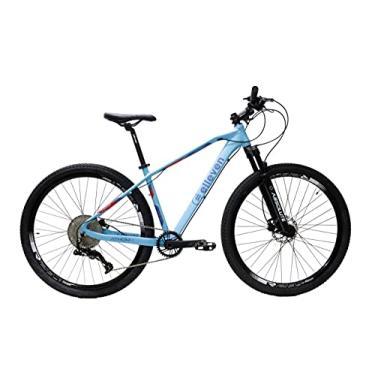 Imagem de Bicicleta Aro 29 Elleven Athom 12 Marchas Absolute (Azul, 17)