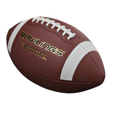 Rawlings Edgecomp Jogo de futebol composto Soft Touch